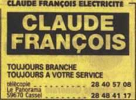 claude-francois