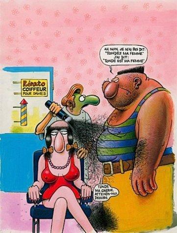 Renato coiffeur pour  dames