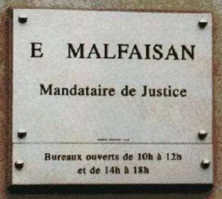 malfaisan