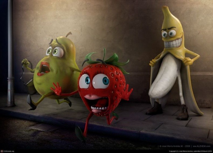 pervers-banana