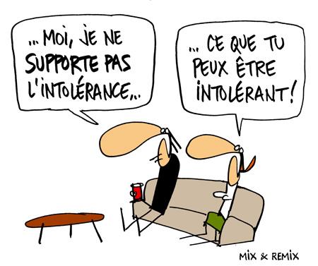 Humour : Intolérance… | Bouzou's Weblog
