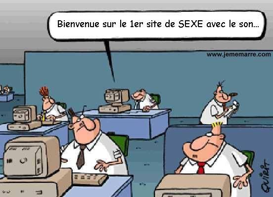 Humour : Site pas discret !   Bouzou's Weblog
