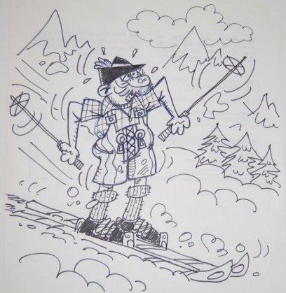 Ski au Tyrol