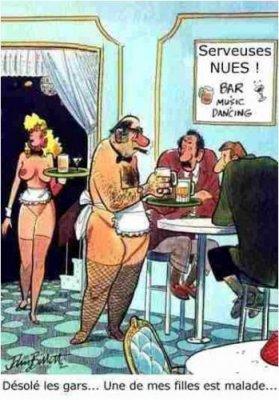 Bar topless