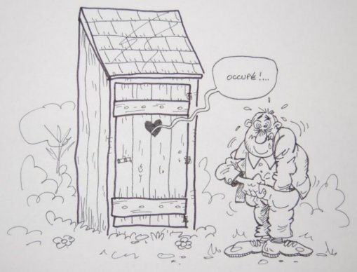 Dessin la cabane au fond du jardin bouzou 39 s weblog - Dessin cabane ...