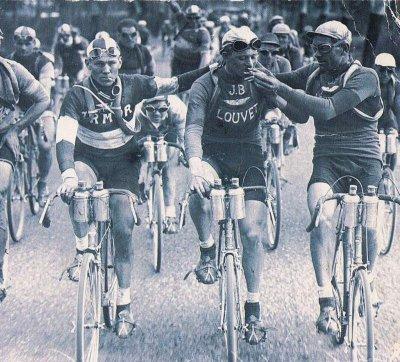 le Tour de France en 1920