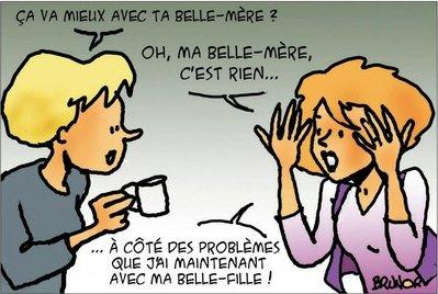 Belle-mère