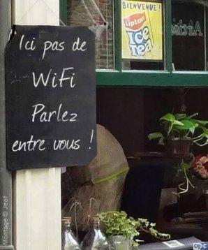Contre la Wifi