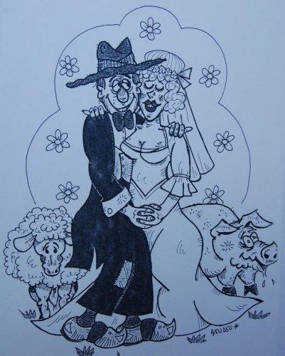Mariage paysan