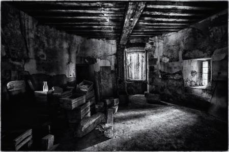 Sous-sol du château Popkov - Sophie L.