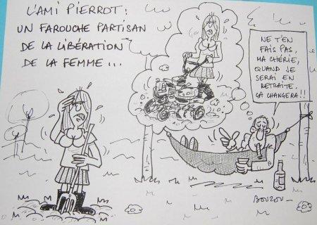 Libération de la femme