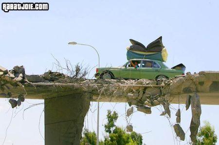 Un pont très sûr