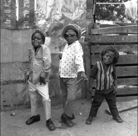 Enfants de la Jamaïque