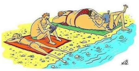Matelas de plage