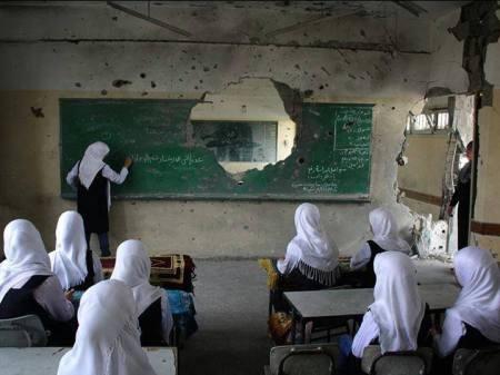 Révision du bac à Gaza