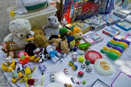 Brocantes, les jouets 08 by J.C. Quenau
