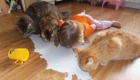 Les enfants, on les adore... Non 07