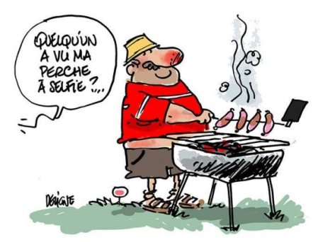 Images et smileys...en joutes - Page 5 Barbecue