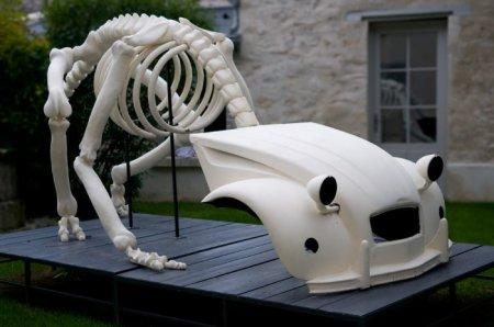 Le deupatosaurus by Ghyslain Bertholon