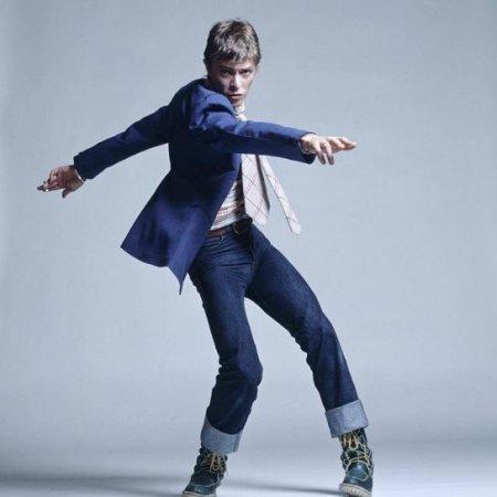 David Bowie by Clive Arrowsmith