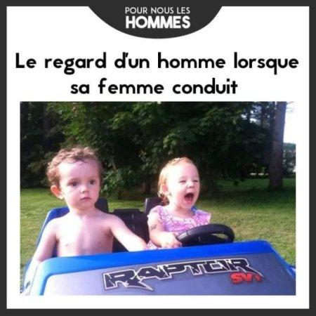 Humour : Femme au volant ! | Bouzou's Weblog